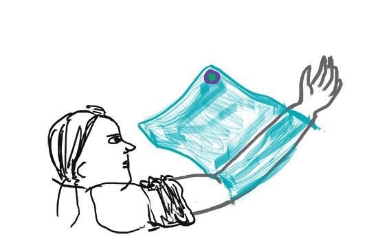 pressure bag