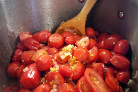 2012年ヘリテージトマト