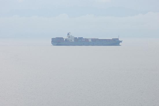 貨物線の風景