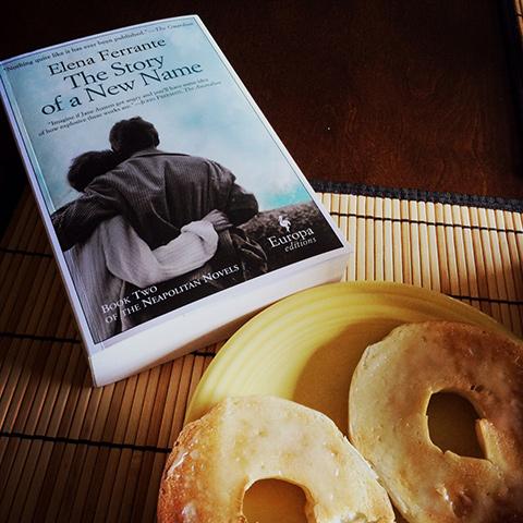 Elena Ferrante Book2