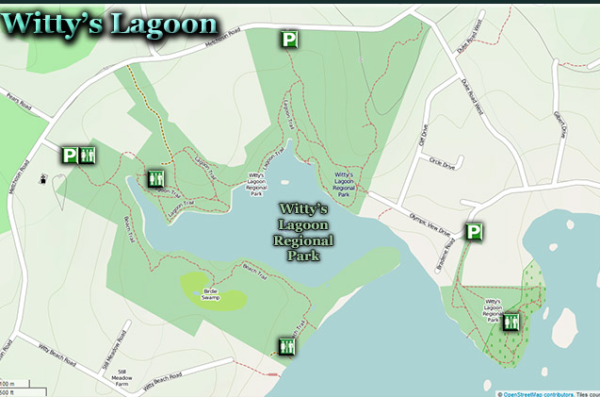 witty's lagoon