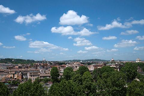 アヴェんティーノの丘