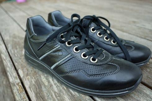 ecco の靴