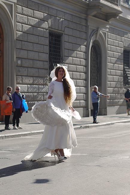 フィレンツェ散歩