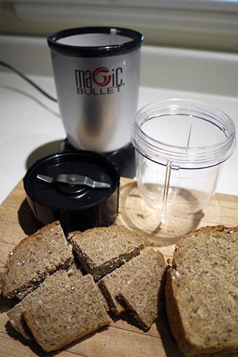 家で作るパン粉
