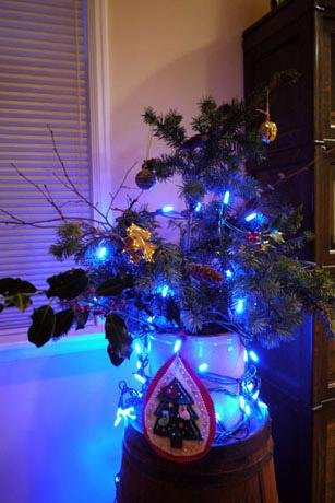クリスマスのお飾り