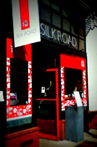 Victoria Silk Road