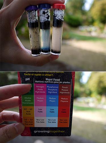 土壌試験キット