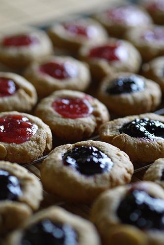 サムプリントクッキー