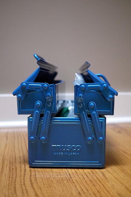 TRUSCOのツールボックス