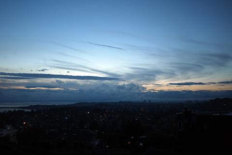 ビクトリア 空