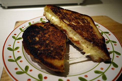グリルドチーズサンドイッチ