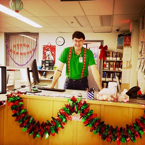 職場のクリスマス