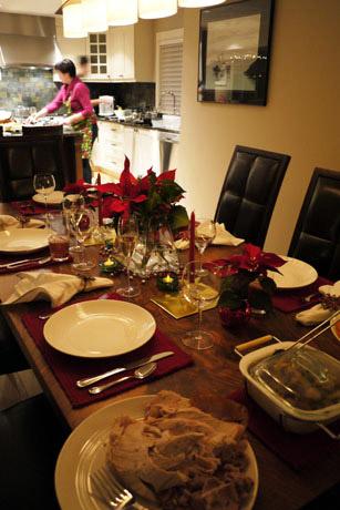 2012年のクリスマス