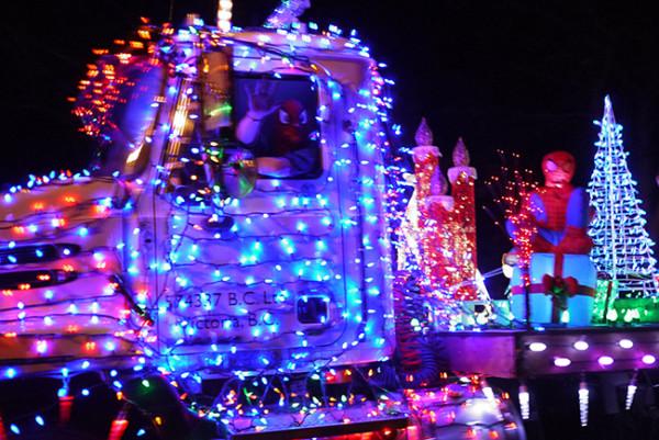 2015 truck parade