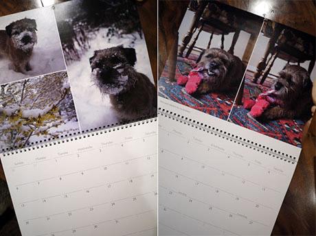 Gusのカレンダー