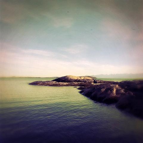 いつもの海