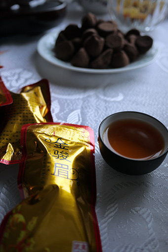中国のお茶