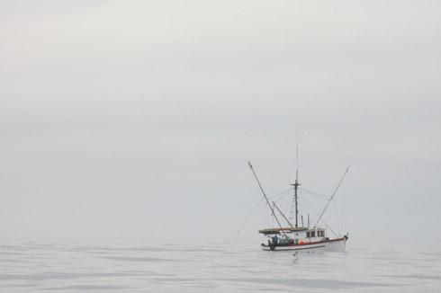 船のある風景