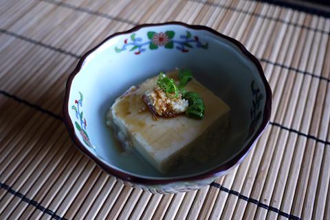 ひよこ豆の豆腐