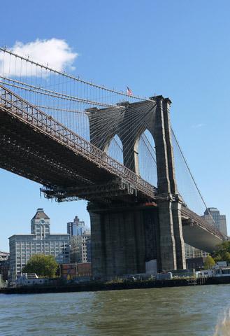 NYC サークルラインツアー