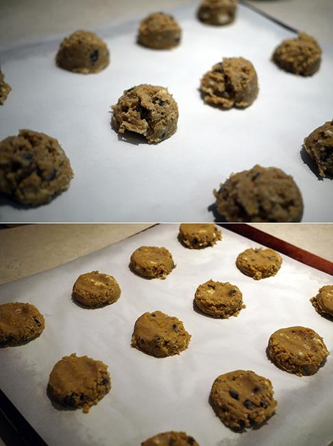 コーンフレークマシュマロクッキー