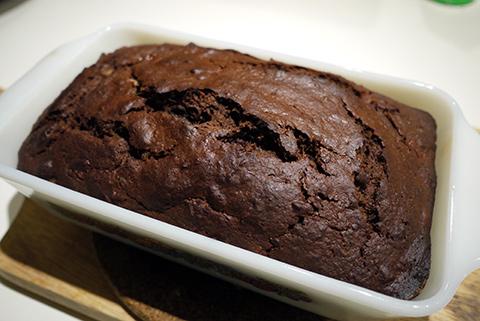 デーツのケーキ