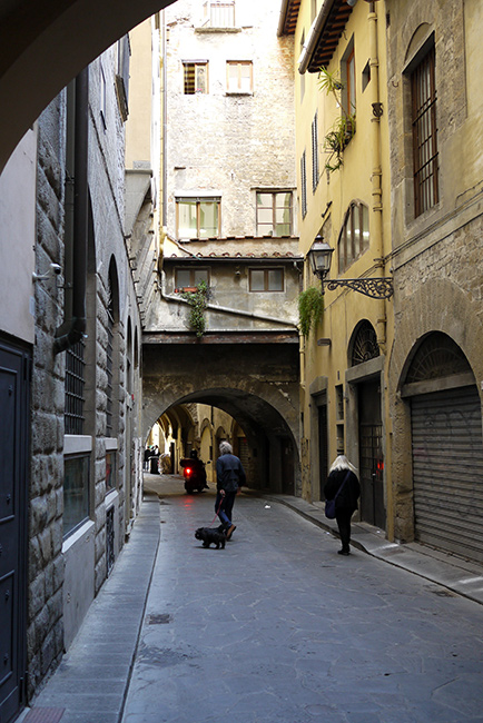 フィレンツェ街歩き