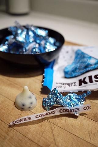 ハーシーズキスチョコ クッキー&クリーム