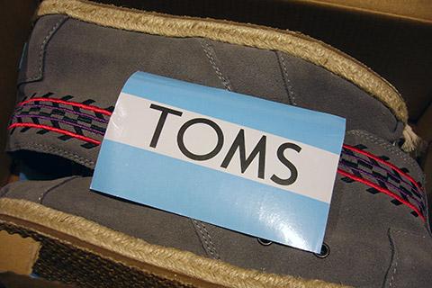 トムズシューズ Botas