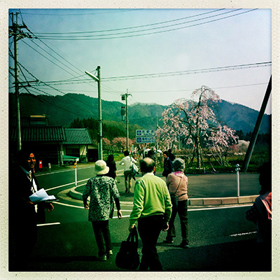 竹田城 バスツアー